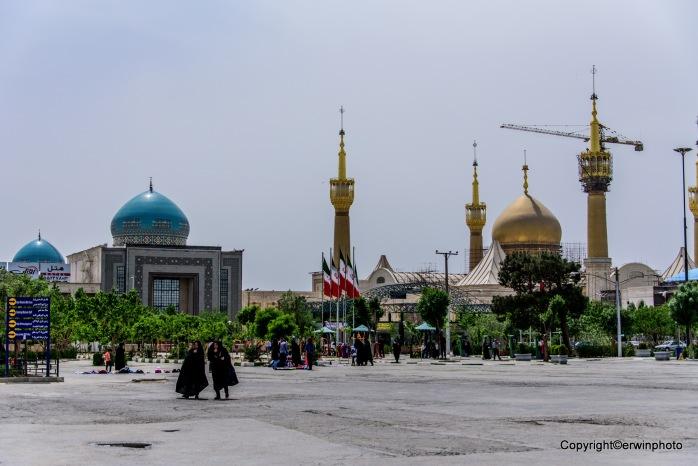 Khomeini Mausoleum