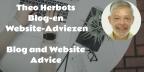 Theo Herbots Blog en Website-Advies // Theo Herbots Blog and Website Advice