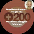 Gefeliciteerd met het behalen van 200 volgers// Congratulations on achieving 200 followers