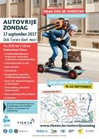 Autovrije zondag op 17/09 – Stad Tienen