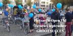 Vervolg persmededeling mee op de fiets op 1 september // Continue press release on the bicycle on September 1st