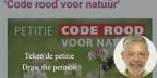 Code rood voor de natuur // Code red for nature