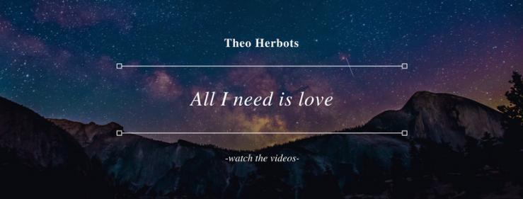 Theo Herbots Alles wat ik nodig heb