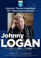 Nieuwjaarsconcert Johnny Logan – Stad Tienen