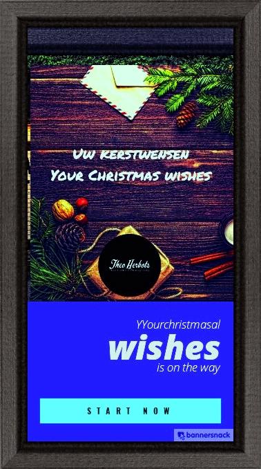 In deze boodschap #kerstmis-en-nieuwjaar special-2018  brengt #Theo-Herbots-Fotografie zijn kerstboodschap.  In deze tijd waar haat en geweld zegevieren bovenop liefde en vrede, hoopt #Theo-Herbots-Fotografie dat zijn boodschap #kerstmis-en-nieuwjaar special-2018 zich zal verspreiden over gans de wereld.  Deze boodschap #kerstmis-en-nieuwjaar special-2018 is bedoeld om zoveel mogelijk mensen wereldwijd te bereiken en in de hoop dat iedereen deze boodschap zoveel mogelijk zou verspreiden.  kerstmis en nieuwjaar zijn een periode van vele goede voornemens en een periode waarin deze boodschap #kerstmis-en-nieuwjaar special-2018 zeker op zijn plaats is.  Vriendelijke Groet   #Theo-Herbots-fotografie  #kerstmis-en-nieuwjaar special-2018
